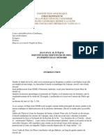 Constitution Apostolique Fidei Depositum (11 Avril 1992)
