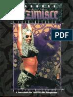 Vampire The Masquerade - Clanbook Tzimisce.pdf