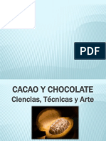 Cacao y Chocolate Telesup