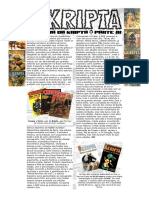 Nostalgia Do Terror - Reportagens_ a História Da Revista Kripta - Parte III