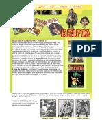 Nostalgia Do Terror - Reportagens_ a História Da Revista Kripta - Parte II