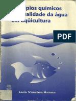 Qualidade Água Na Piscicultura