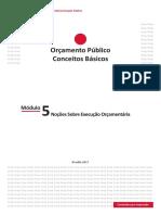 Módulo 5 - Noções Sobre Execução Orçamentária.pdf