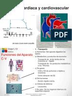 Clase Cardiologia I ( Fisiologia y Semiologia )