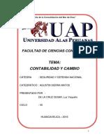 Globalizacion Y CAMBIO Monografico