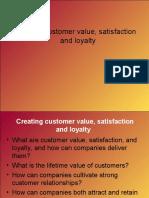 Creating Customer Value and Loyalty