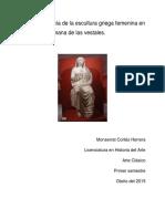 La Trascendencia de La Escultura Griega