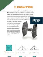 Star Wars Origami Contest _1 Copia