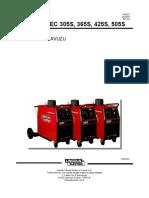 POWERTEC 305S, 365S, 425S, 505S Im3023rev03 Tur