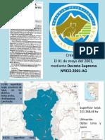 La Reserva Paisajística Nor Yauyos Cochas