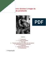 Manual Do Cafajeste Livro 3 - Parte 2 - Como Dominar a Magia Da Personalidade Penetrante