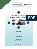 Las Infecciones Intrahospitalarias