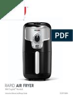 DASH Air Fryer Manual