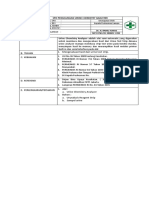 Spo Penggunaan Urine Chemistry Analyzer