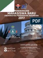 Booklet Pmb Upi 2017 1