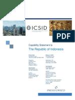 Republic of Indonesia Arbitration Capabilities Statement (1)