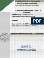 Clase 01 _ Introducción
