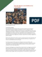 Matanza en la Oficina salitrera  La Coruña en Chile