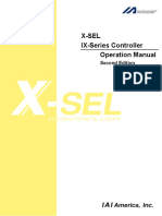 IX-Scara Controller Operation Manual