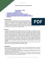 Zoonosis Impacto Salud Publica