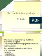 Anticholinergic