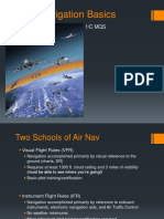 Aircraft Navigation Basics 1C LO2