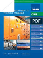 NHP CB Tech Catalog CPB Technical Catalogue