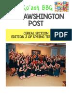 Jawshington Post - Edition 2