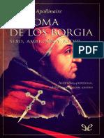 Apollinaire Guillaume - La Roma de Los Borgia
