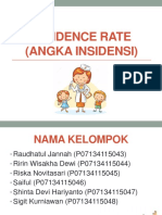 Incidence Rate