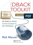 Maurer, Rick-Feedback Toolkit _ 16 Tools for Better Communication in the Workplace-CRC Press (2011)