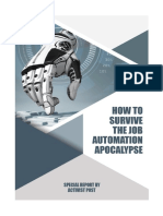 How to Survive the Job Automation Apocalypse