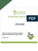 Linea Base energetica