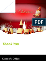 Christmas Ppt Template 002