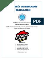 Franquicia Pizza Hut 1