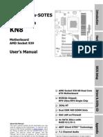 Abit Kn8 Series User's Manual