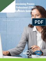 CPMP Candidate Guidebook