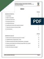 1er Trabajo Memoria Descriptiva y de Calculos de Instalaciones Sanitarias 2013