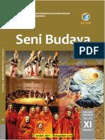 Buku Siswa Kelas 11 Seni Budaya SMT 1