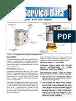 Cyclone Duradrain Manual de Servicio[1]
