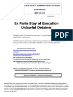 Ex Parte Stay of Execution.pdf