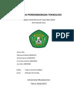 IAD Perkembangan Teknologi