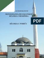 Monografija Bugojanskih Dzamija - Poriče