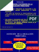 94700703-TRANSMISION-Y-EXTINCION-DE-LA-OBLIGACION-TRIBUTARIA-CLASE-2012-I.pptx