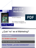 Sesion 1.1 Que Es Marketing