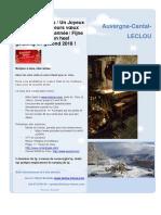 Le Clou_Joyeuse Fetes Et 2018 _ Fijne Feestdagen