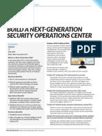 Build a Next Generation Soc