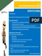 Instrucciones Generales de Cada Módulo Importante 18 Mayo 22017