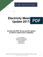 Electricity Metering Update 2017 V3