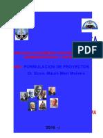 Carpeta Academica de Formulacion de Proyectos 2014